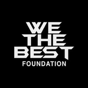 Proceeds will be donated to We The Best Foundation
